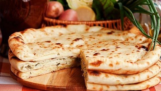 История появления осетинский пирогов